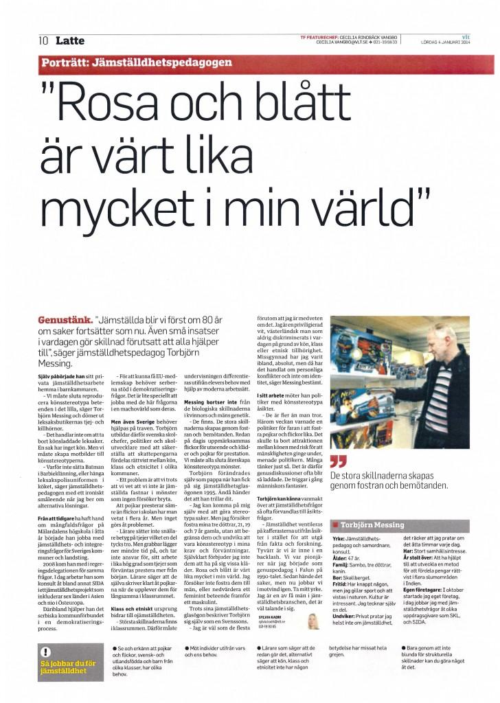 artikel VLT
